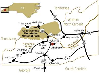 WNC MAP